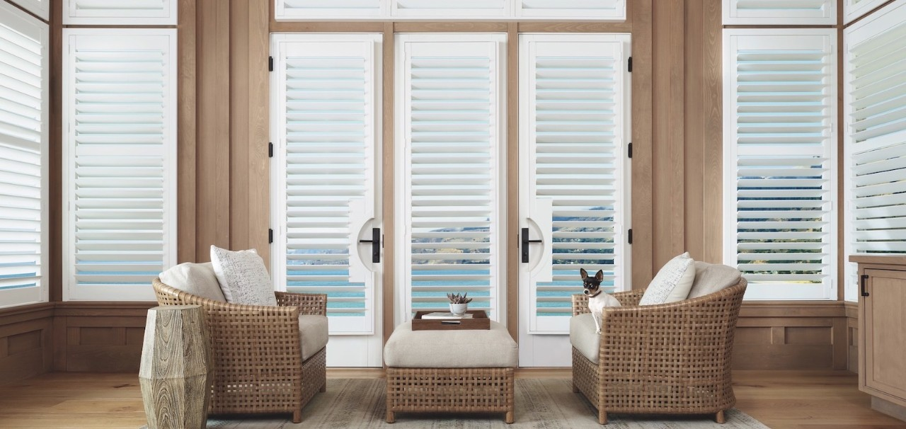 Blinds Shades For French Doors Vignettes Galena Il